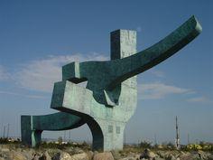 Escultura Urbana Zaragoza