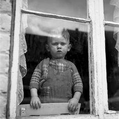Vivian Maier, 1954, New York, NY