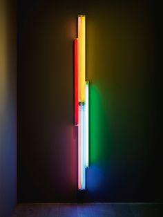 Dan Flavin / *Visionary Tokyo / Ring of Colour