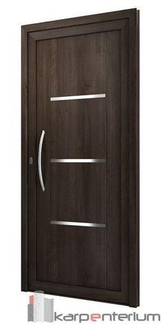 Ideas For Wooden Main Door Design Light Fixtures Wooden Main Door Design, Double Door Design, Room Door Design, False Ceiling Living Room, Dining Room Light Fixtures, Dark Wood Floors, False Ceiling Design, Entrance Doors, Wooden Doors