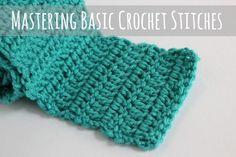 Mastering Basic Crochet Stitches makeandtakes.com