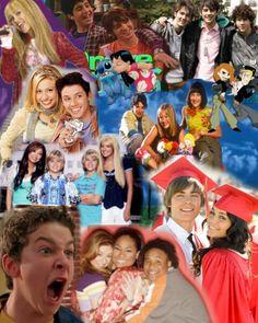 My childhood!