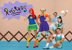 DIY Rugrats Group Costumes - Halloween Costumes Blog