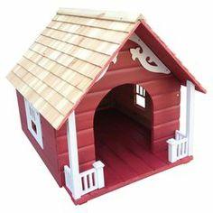 Truro Indoor/Outdoor Dog House