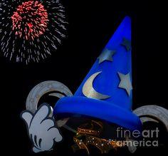 The Wizard Walt Disney World by Thomas Woolworth