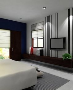 Bedroom Light Grey Rug Under Bed And Fantastic Modern Bedroom Black And White Stripe Small Bedroom Paint Small Round Recessed Light Astounding Bedroom Design Ideas That You Will Make You Fall In Love