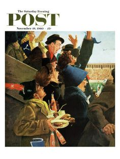 Norman Rockwell + The Game= love