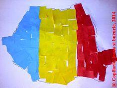 1 Decembrie, Romania, Montessori, Christmas Crafts, 1st December, Kindergarten, Crafts For Kids, Moldova, Advent