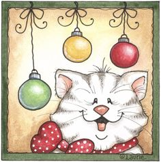 Christmas Fun and Games - morchin - Picasa Web Albums Christmas Animals, Christmas Cats, Christmas Pictures, Christmas Projects, Holiday Crafts, Xmas, Christmas Patterns, Merry Christmas, Christmas Rock