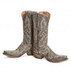 BootDaddy Collection with Lucchese Aviator Stitched Cowgirl Boots