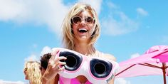 """7 Beauty Secrets I Learned From Devon Windsor - How the Victoria's Secret PINK model preps spring break."" via Elle.com"