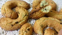 Biscotti al cocco e gocce di cioccolato
