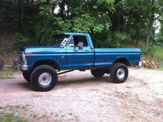1974 f250 highboy truck   1974 F250 Highboy 38x12.50x16.5 Swampers - Page 3 - Ford Truck ...