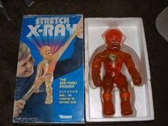 Stretch X-Ray