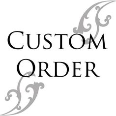 Custom Wall Decal for Shari by luxeloft on Etsy