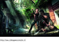 The Last of Us diventerà un film?  http://tramefilmcinema.altervista.org http://www.videogamesconsole.it