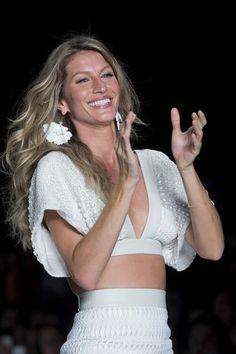 Think Summer: 2015 swimwear at Sao Paulo, Brazil, Fashion Week; Gisele Bundchen wears Colcci Summer collection | masslive.com