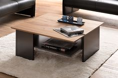 If you are looking for your new coffee table then you should check our robust catalogue. At Sena Home Furniture, we offer a variety of coffee units that vary in terms of style, size, and shape!