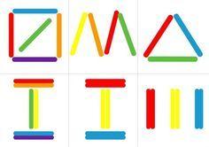 Clothespins, spatulák és a matematika - óvodai - Maam. Oral Motor Activities, Montessori Activities, Educational Activities, Learning Activities, Preschool Activities, Preschool Writing, Preschool Worksheets, Learn Arabic Alphabet, Busy Boxes