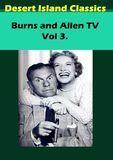 Burns and Allen: Vol 3 [DVD]