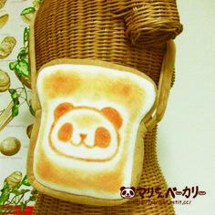 ハンドメイドマーケット minne(ミンネ)| 食パンのこんがりポシェット