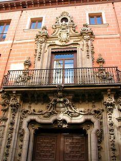 Palacio del Marqués de Perales.