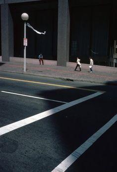 Ernst Haas, New York, 1955