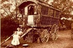 Image result for old gypsy wagons