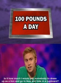 If this is the answer. What is the question | Russell Howard | Mock the Week