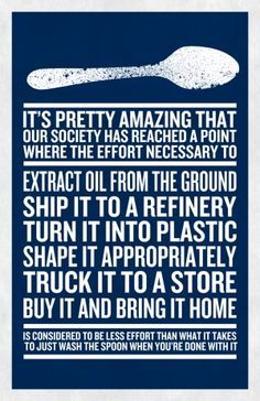 plastics...lets stop our addiction!