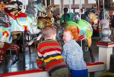 Hull's Paragon Carousel opens