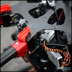 The innovative A2 flight controller is using for all of #GlobalVision's hexacopter and octocopter drones.