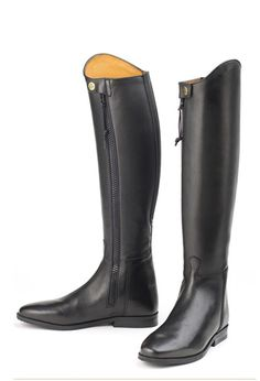 RL riding boots