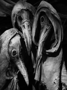 A plague doctor (Italian: medico della peste, Dutch: pestmeester, Spanish: médico de la peste negra, German: Pestarzt) was a special medical physician who treated those who had the plague.