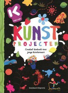 Libris-Boekhandel: Kunstprojecten - Fiona Watt (Hardcover, ISBN: 9789002247477) Art For Kids, Crafts For Kids, Arts And Crafts, Diy Crafts, Fiona Watt, Art Activities, Vincent Van Gogh, Art Lessons, Artists