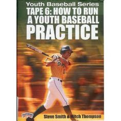 Youth Baseball Series Tape 6: How to Run a Youth Baseball Practice (DVD)  http://www.picter.org/?p=B007CCUJV4