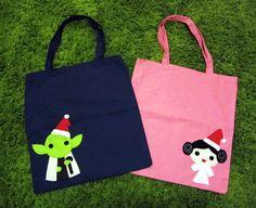 Xmas Special  Sewing Wars  Baby Youda & Princess by micielomicielo, $30.00