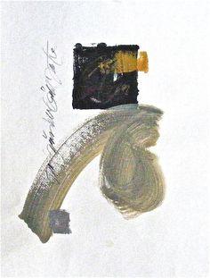 "artandloves: "" Untitled, 24 x 18″, mm/p """