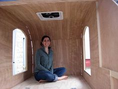 Our Home Built Teardrop Trailer  by Kent Griswold on June 12th, 2012  by Rebecca Turner