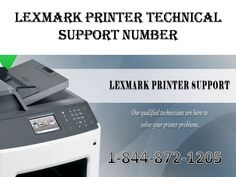 Call lexmark printer technician to fix the lexmark printer issues ..Call at Lexmark printer technical support number  1-844-872-1205.