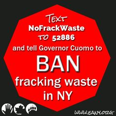 Despite New York's #fracking ban, out-of-state fracking waste gets routinely…