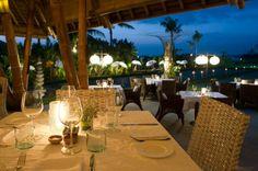 Sardine Bali. Stunning fine dining.