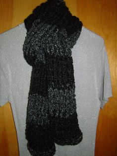 very classy  Homespun yarn  pattern is a simple front post double crochet/pack post double crochet