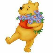 ¡ Winnie Pooh y sus Amigos ! Eeyore, Tigger, Winnie The Pooh, Disney Pixar, Disney Characters, Fictional Characters, Valentine Cartoon, Pooh Bear, Wallpaper Iphone Cute