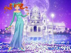 Sailor naiad princess