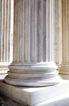 THEFULLERVIEW | adidasfactory: thevuas: Corinthian Columns, United States Supreme Court,Washington DC by Paul Edmondson Q