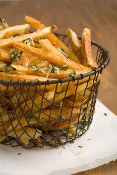 Como temperar batata frita | #petisco #almoco #lanche