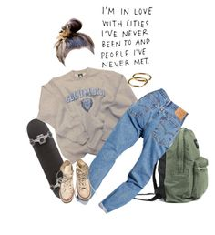 """130• more years than days"" by irenegontiveros ❤ liked on Polyvore featuring Columbia and Converse"