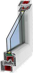 FERESTRE ELEGANCE http://www.lipoplast.ro/ferestre/ferestrele-elegance/