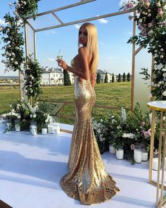 ❤️ Prom Dresses, Formal Dresses, Here Comes The Bride, Sexy Outfits, Girl Fashion, Diy, Ootd, Fancy, Couture